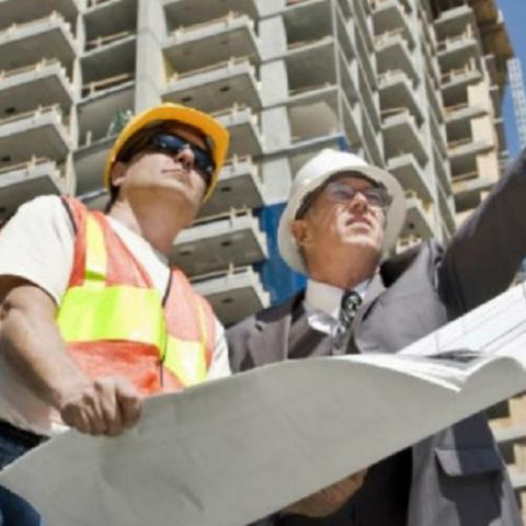 Строительство в Украине растет рекордными темпами