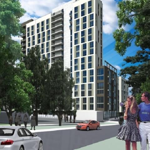 Суд приостановил строительство многоэтажки в буферной зоне Лавры