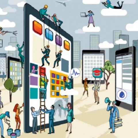 Телекоммуникационная компания превратит обычный город в высокотехнологичный населенный пункт