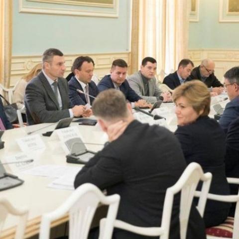 Теплосети в Киеве будут модернизировать за деньги USAID и ЕБР