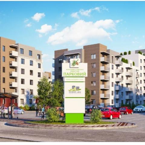 Только новые ЖК. Где в пригороде Киева купить квартиру за 400 тыс. грн