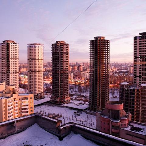 Топ-5 долгостроев Киева