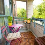 ТОП-5 идей декора для маленьких балконов
