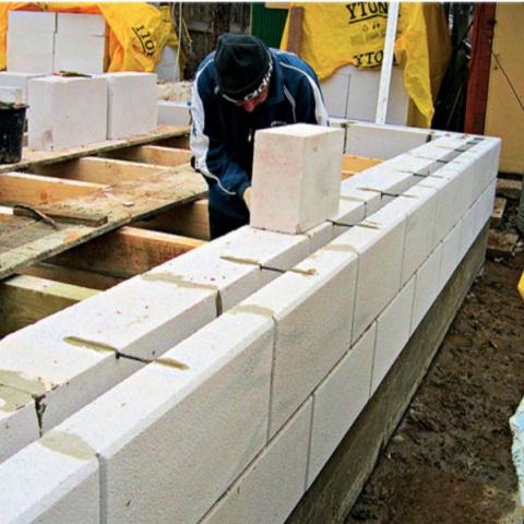 Топ-5 опасных строительных материалов