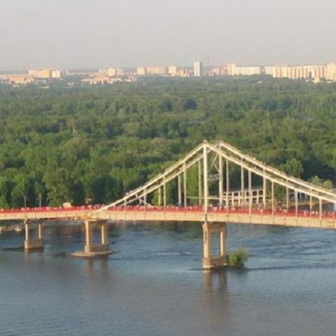 Труханов остров в Киеве благоустроят