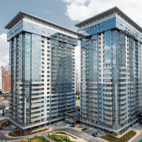 Цены на аренду квартир в новостройках Киева в июле 2017