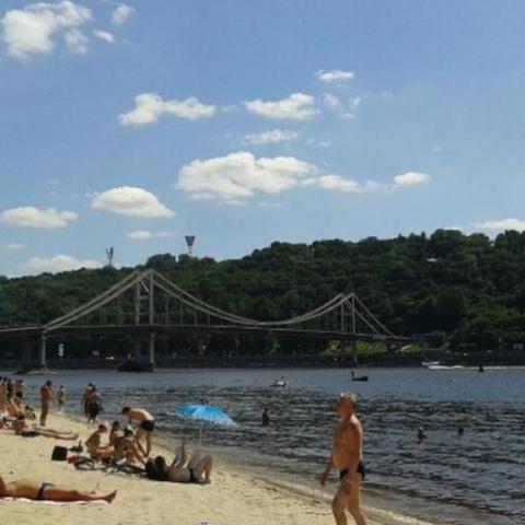 «Центральный» пляж реконструируют