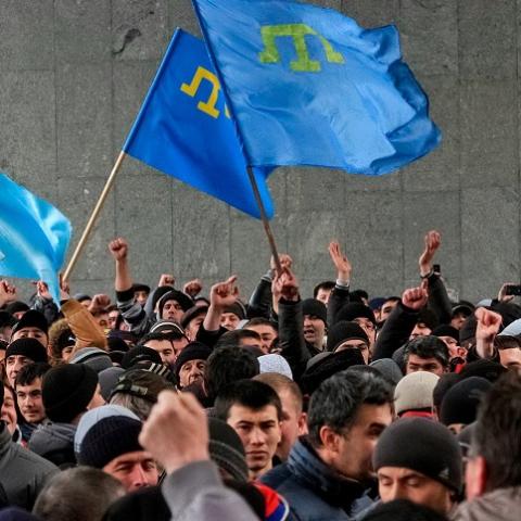 Турция может построить поселки для татар в Херсонской области