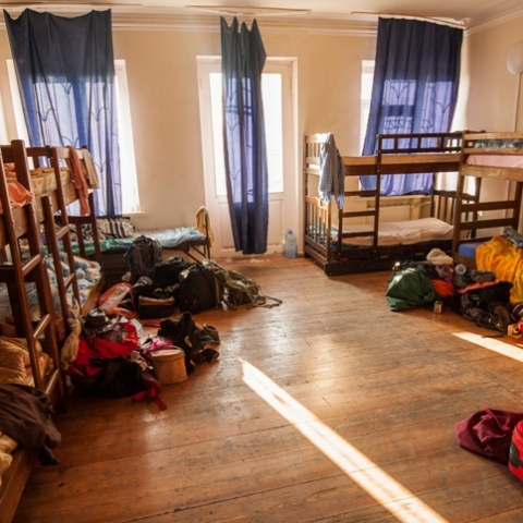 У багатоповерхівках збираються дозволити розміщувати хостели