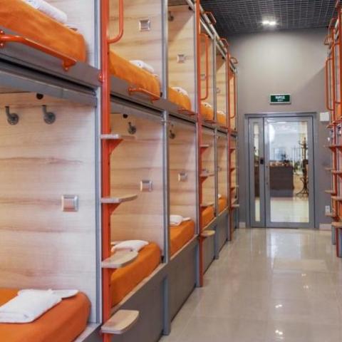 У Борисполі запрацював капсульний готель