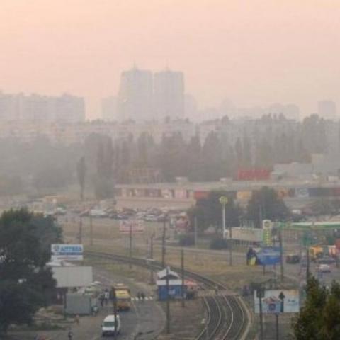 У Києві погіршився стан повітря