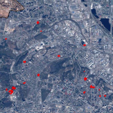 У Києві налічується щонайменше 108 незаконних будівництв. Список