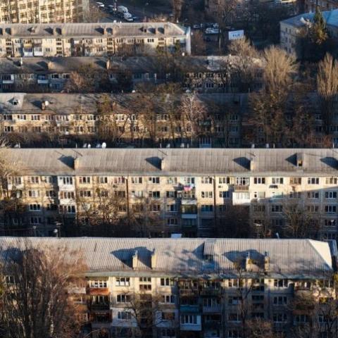 У Києві почали підготовку до реконструкції застарілого житлового фонду