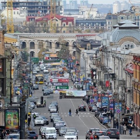 У Киеві презентовали концепцію інтегрованого розвитку Подолу