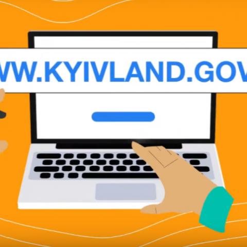 У Києві запрацювали земельні сервіси онлайн