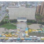 У Київоблраді не виключають можливість переїзду з будівлі на площі Лесі Українки