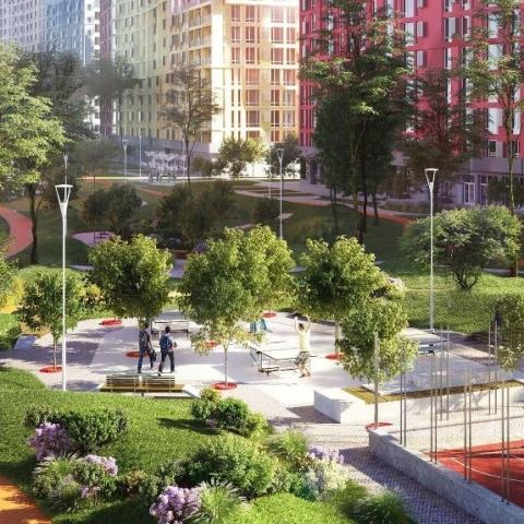У вересні починаються продажі квартир 2-ї черги міні-міста Svitlo Park