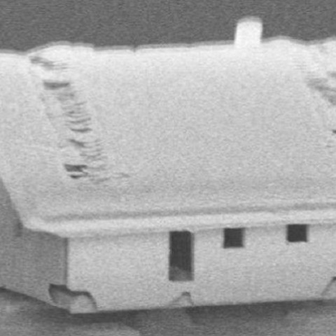 Ученные построили микродом