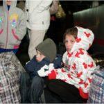 Украина заняла 9 место в мире по числу внутренних переселенцев
