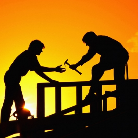 Украинским строителям задолжали 88 млн зарплаты
