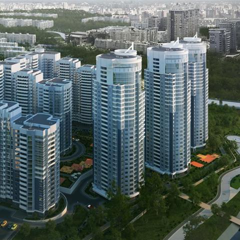 УкрБуд сможет достроить дома на Никольской Слободке