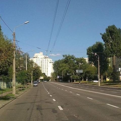 Улица Мельникова в Киеве получила новое имя