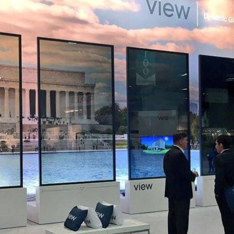 Умное стекло заменит обычные окна