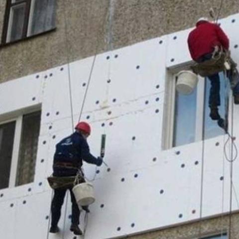 Утеплять жилые дома разрешили без уведомления ГАСИ