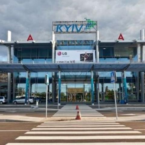 В аэропорту «Киев» подорожала суточная парковка