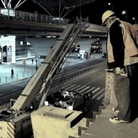 В «Борисполе» возобновили строительство паркинга