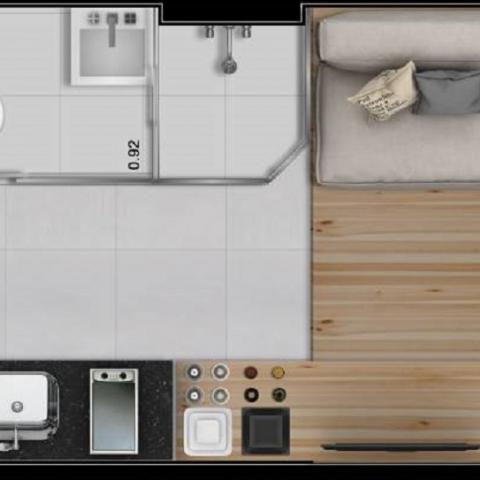В Бразилии продолжается дискуссия относительно «смарт-квартир» площадью 10 кв. м