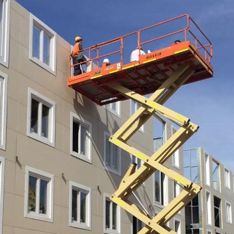 В Британии жилищный кризис будут решать панельным жильем