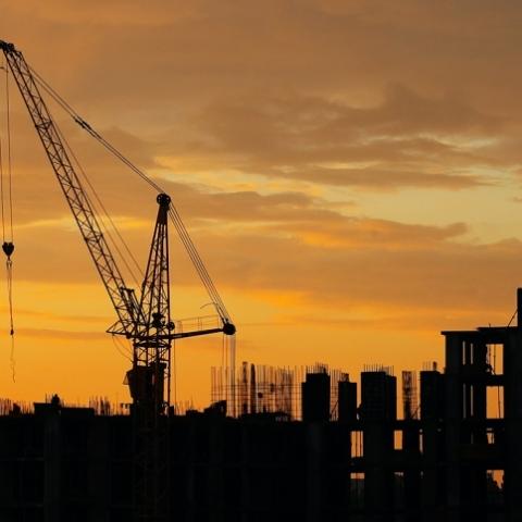 В Броварах застройщик без разрешения на ведение строительства продал помещения в многоэтажке