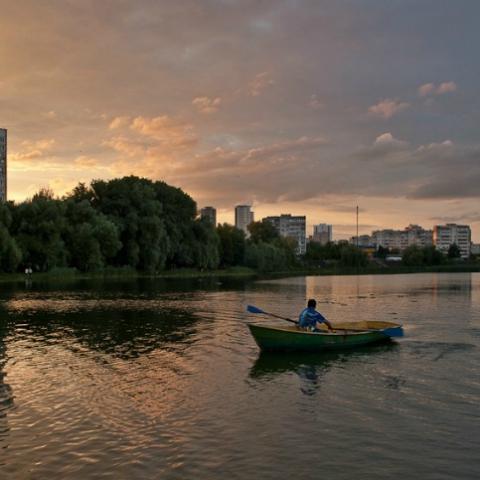 В Днепровском районе Киева появится парк «Радунка»