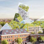 В Эйндховене построят озелененный жилой комплекс