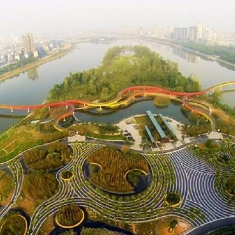 В Германии и Китае планируют налаживать микроклимат городами-губками