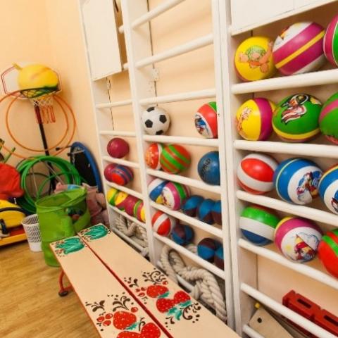 В Голосеевском районе отремонтируют и восстановят работу двух детских садиков