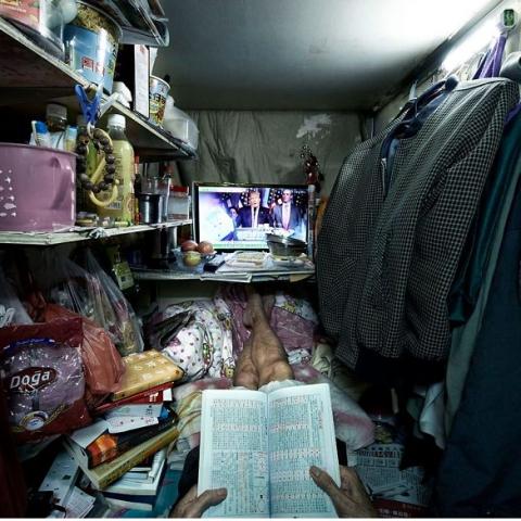В Гонконге сдают жилье площадью 3 метра