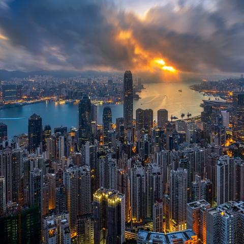 В Гонконге стремительно растут цены на жилье