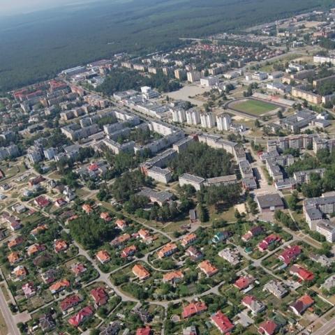 В городе Славутич планируют построить новую ТЭС на биотопливе