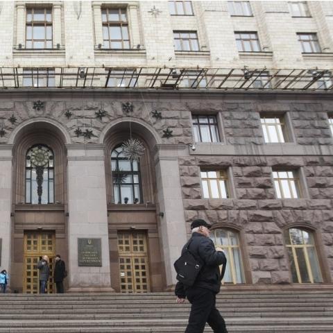 В КГГА состоялась встреча с инициативными группами киевлян