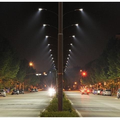В Киев установят LED-освещение на 163 улицах до конца года