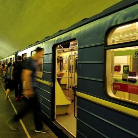 В Киеве из-за футбола вечером поменяют график работы станции метро