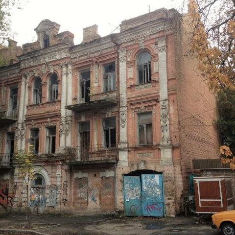 В Киеве могут исчезнуть сотни исторических зданий