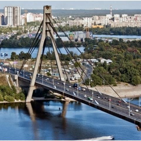 В Киеве на ремонт на целый месяц «встанет» Северный мост