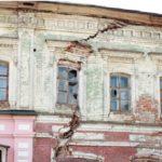 В Киеве насчитали более 100 аварийных домов