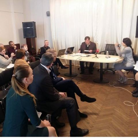 В Киеве обсуждали как искоренить коррупцию в строительстве (видео)