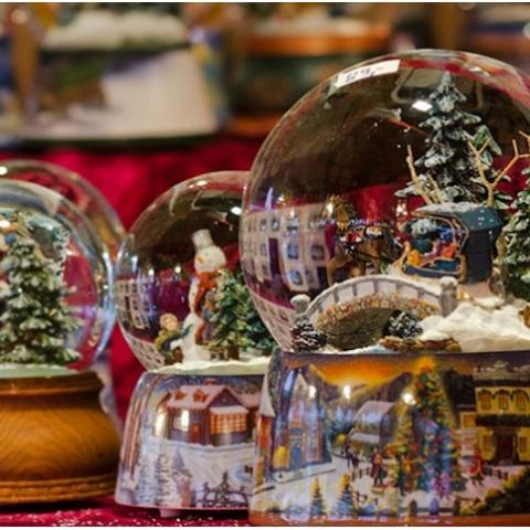 В Киеве откроют новогодний городок