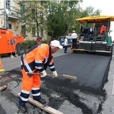 В Киеве отремонтируют 300 км. дорог