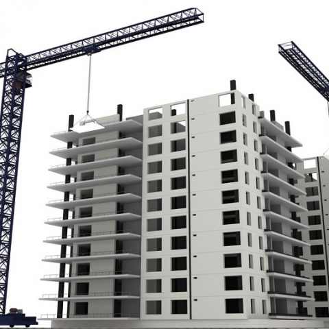 В Киеве падает рентабельность строительства жилья